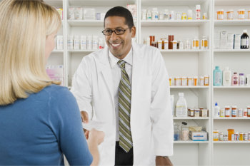 meeting with the pharmacist
