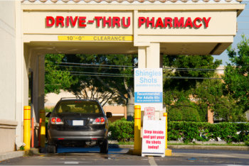 drive-thru pharmacy